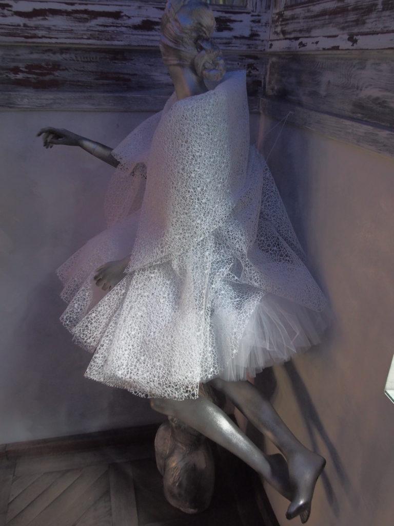 Robe de mariée Cléone atelier de haute couture