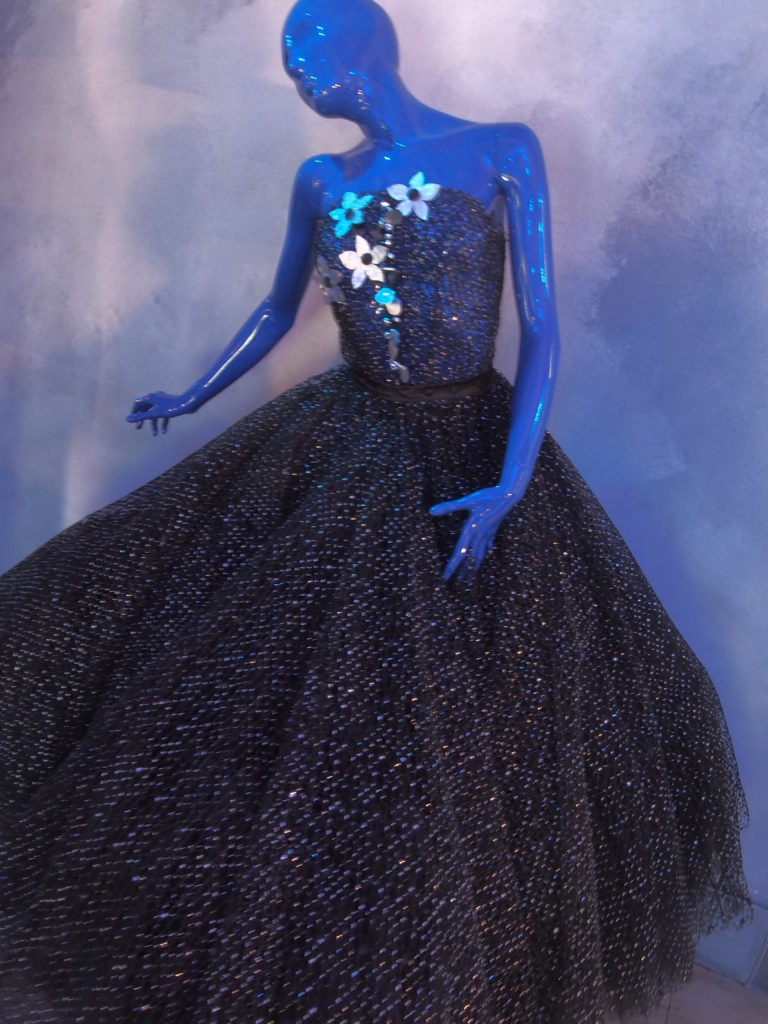 Robe Cléone, atelier de haute couture