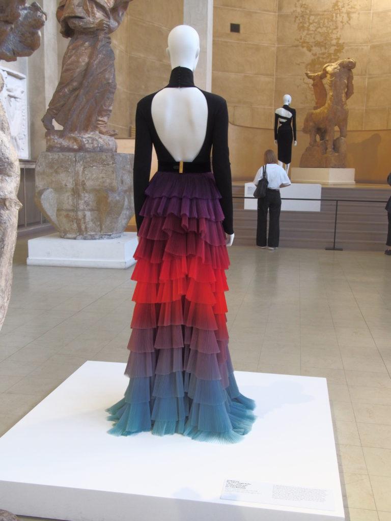 # Exposition Back side (Dos à la mode) Musée Bourdelle