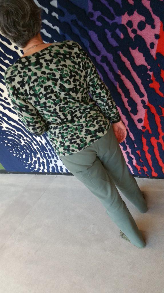 # Pantalon Balthazar, patron maison