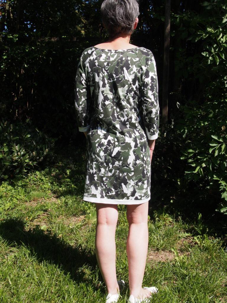 # Patron Maëlle de Marie Poisson, version robe