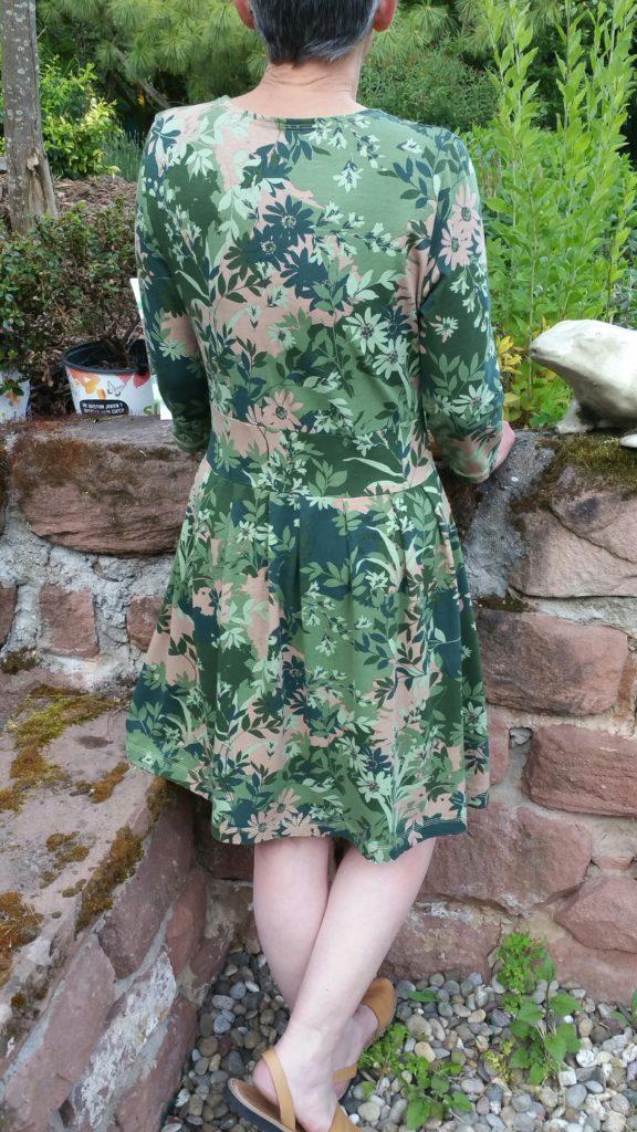 #Lucette de Marie Poisson, version robe